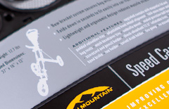 Speed Cart Detail Card