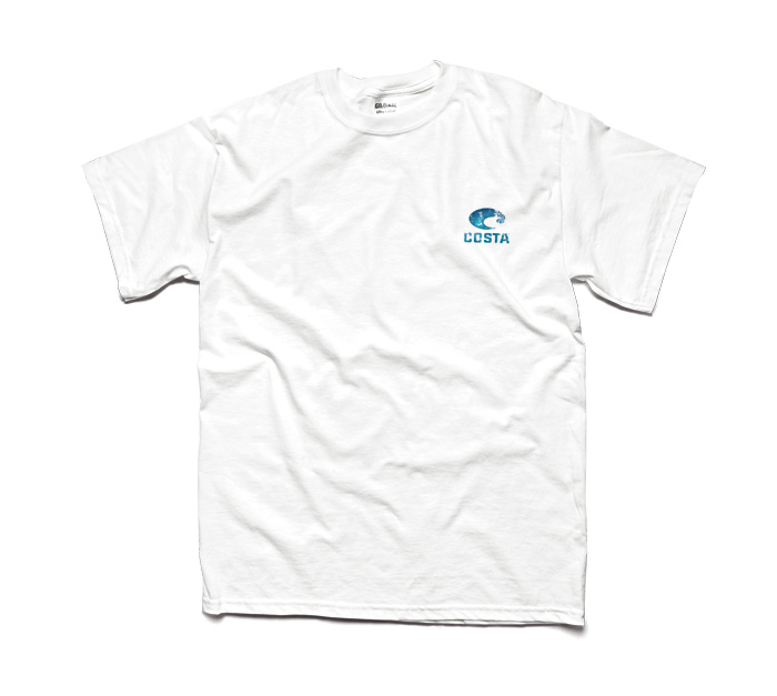 Costa World Billfish Tee